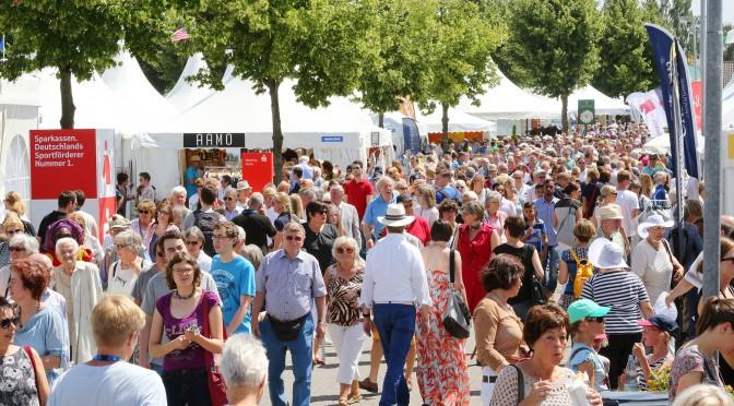 """CHIO Aachen 2016: 28.000 Besucher nutzten """"Soerser Sonntag"""" als sommerlichen Ausflug"""