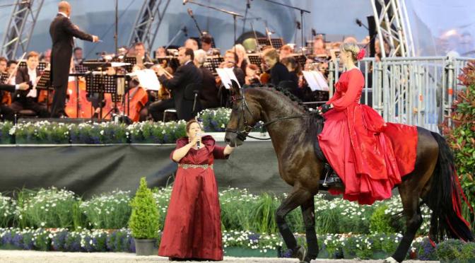 Pferd & Sinfonie mit Helen Langehanenberg – Noch 100 Tage